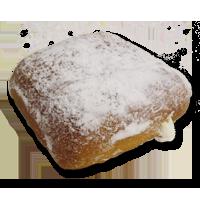 Bavarian Creme Donut