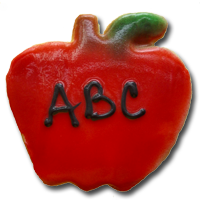 "Apple ""ABC"" [DEC-L]"