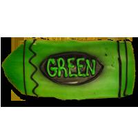 Crayon (Green) [DEC-M]