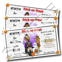 Trick-or-Treat Coupon