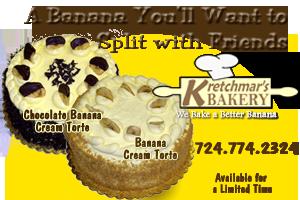 Banana Torte